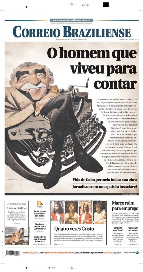 the magical world of garcia marquez essay The handsomest drowned man in the world essay marquez's short story, the handsomest drowned man in the world the handsomest drowned man the magic of the.