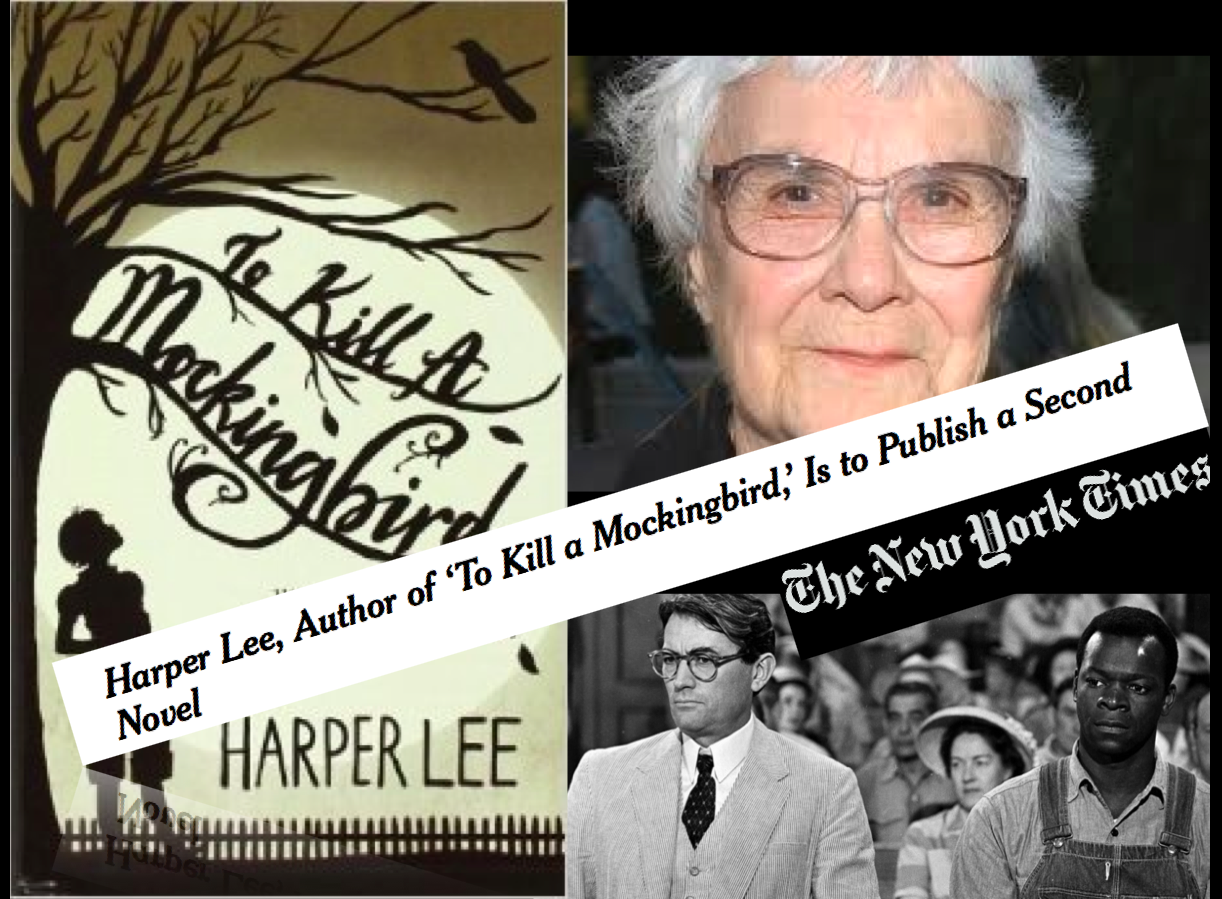 In what scenes of To Kill A Mockingbird by Harper Lee is a mockingbird mentioned?