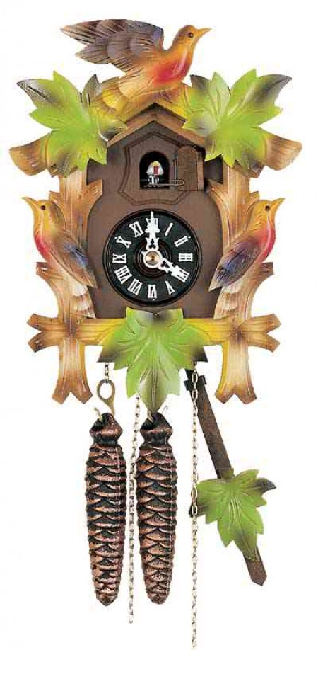 Blog how the old notions of garc a media - Cuckoo bird clock sound ...