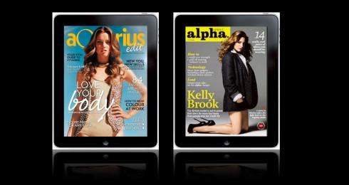 Two new magazine apps in Dubai | García Media
