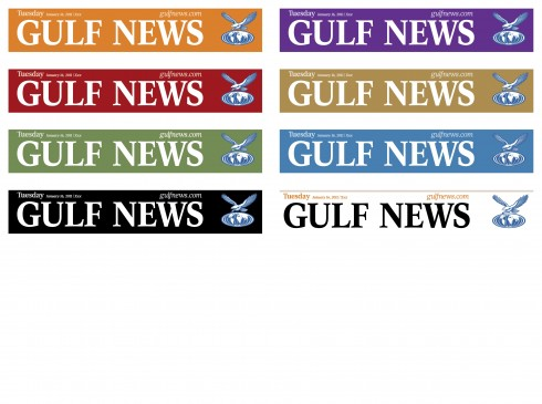 Creating the design concept for the new Berliner Gulf News