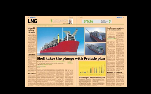 Upstream A Rethinking For The Newspaper Of The Oil And Energy