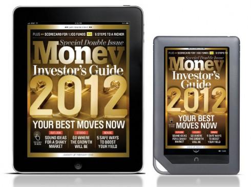 Money Magazine Ipad App Expanding The Canvas Garcia Media