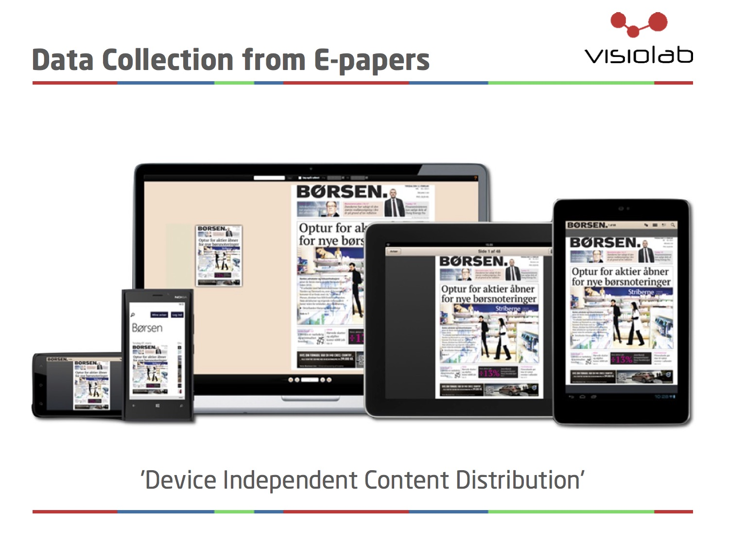 e papers We guide you through the setup process, and can have your submission site operational on short order.