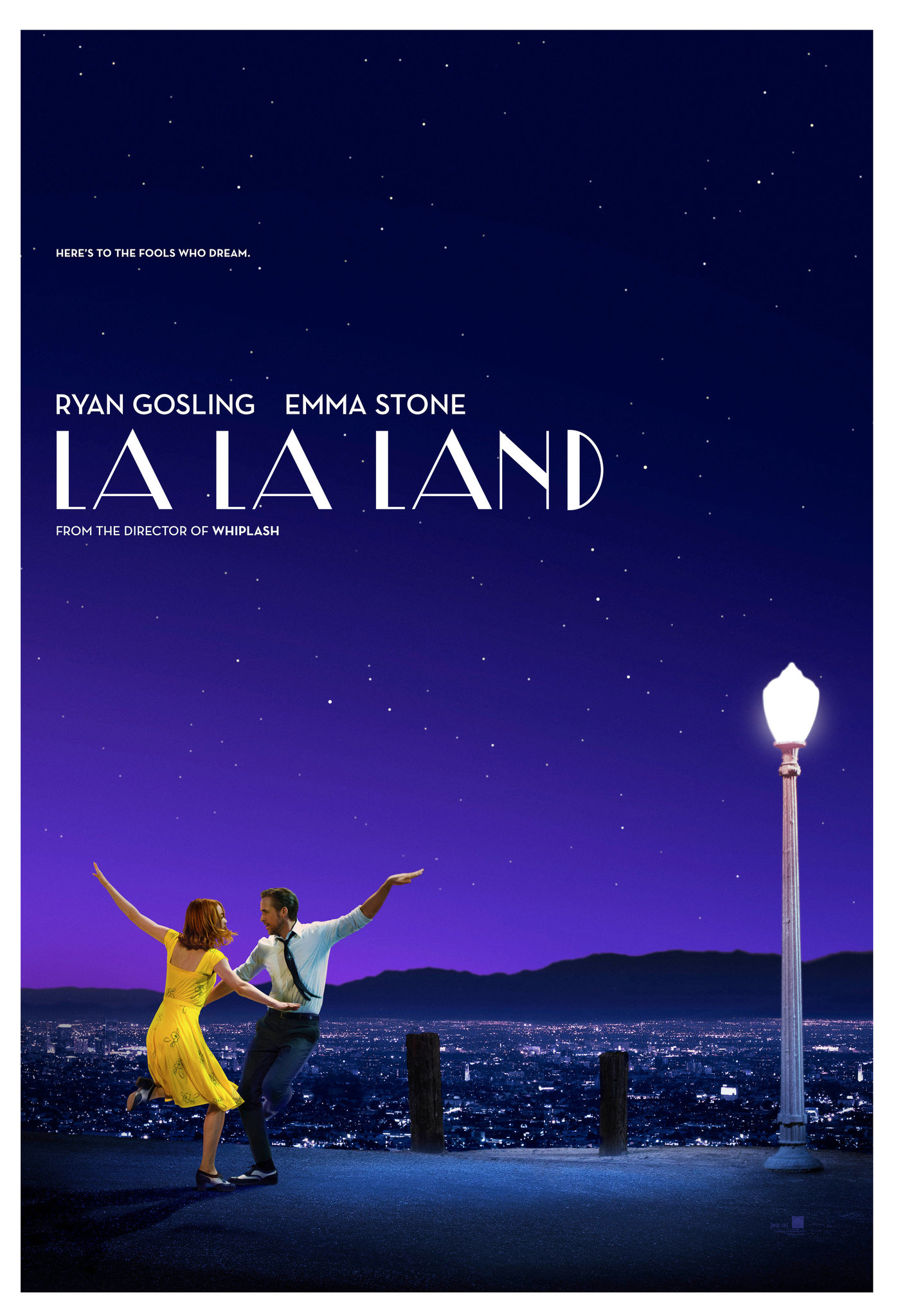 La La Land The Posters Are Winners Too Garcia Media