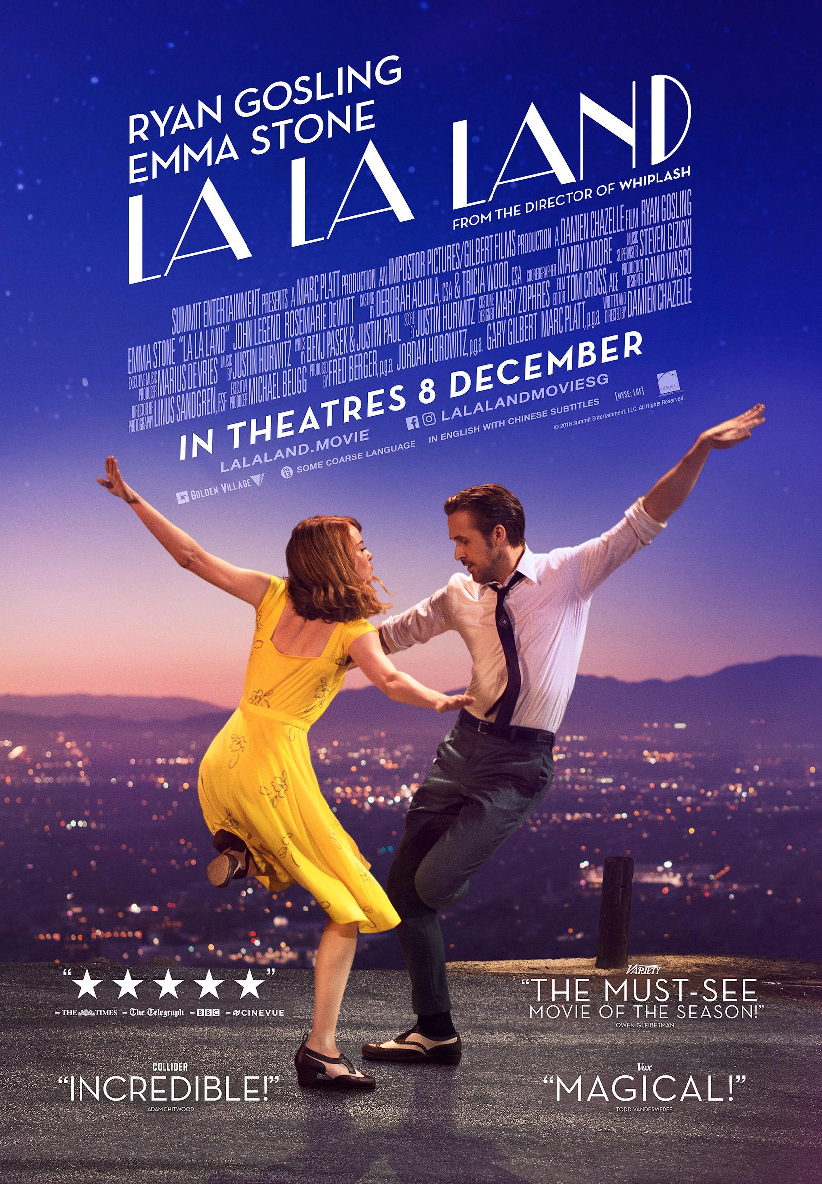 La La Land Watch Online