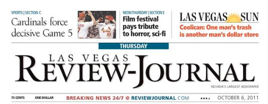 It's a new look for the Las Vegas Review Journal | García Media