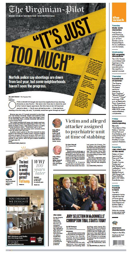 the front pages that templates cant create